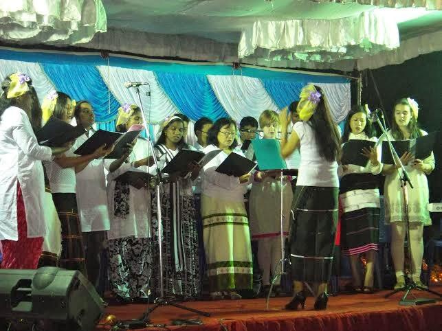United Theological College, Bangalore: Christmas Carol service