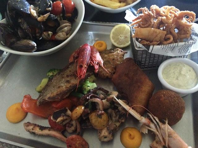 Seafood nummer 1.