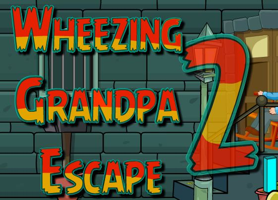 EscapeGamesDaily Wheezing Grandpa Escape 2