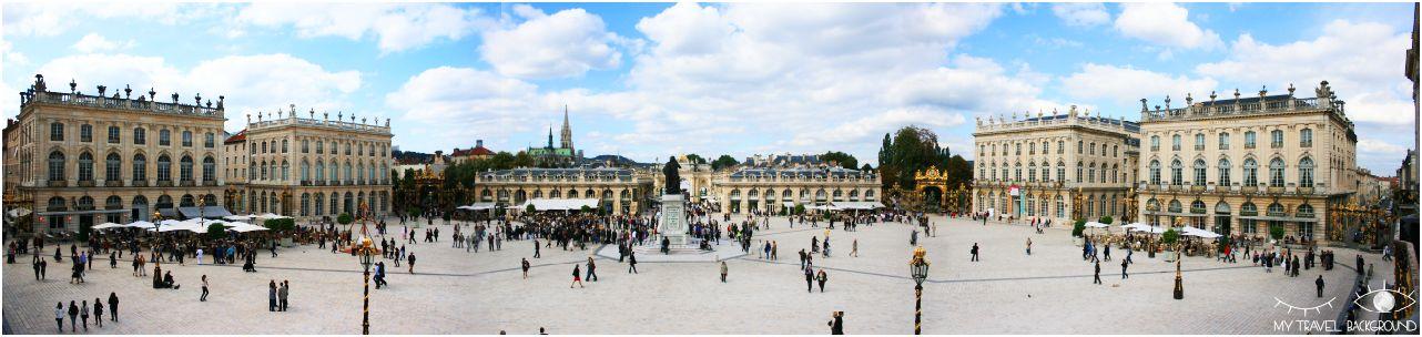 My Travel Background : Les trésors de la Lorraine (je vous emmène en Lorraine) - Place Stanislas