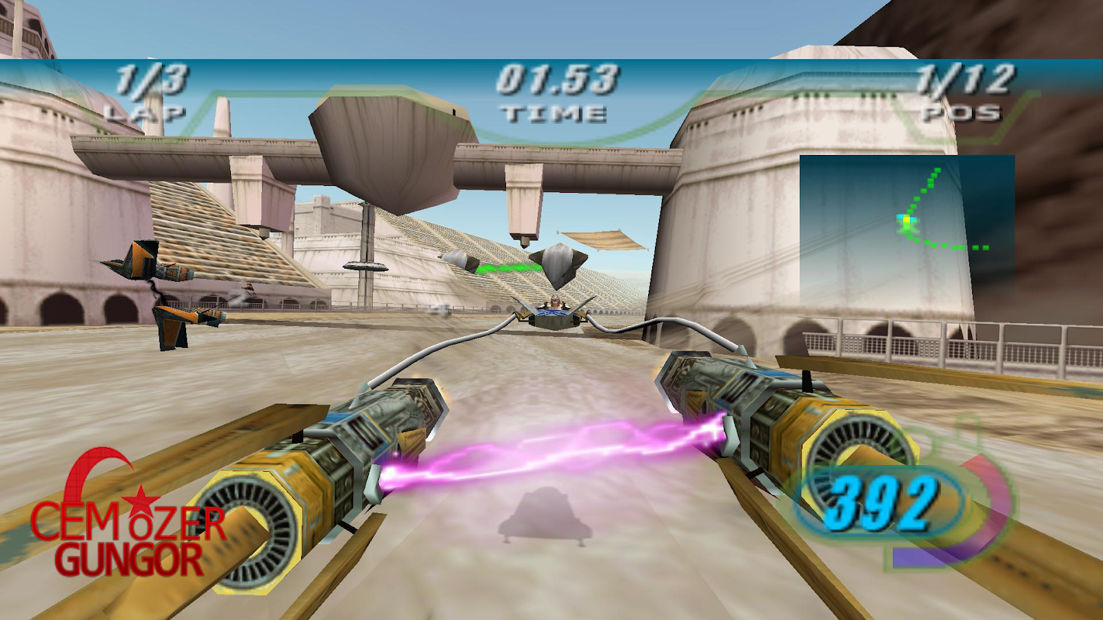 STAR WARS Episode I: Racer Full Torrent İndir