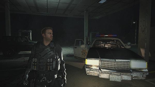 صدق او لا تصدق شخصية Chris Redfield قابل للعب من خلال Resident Evil 2 ، شاهد من هنا..
