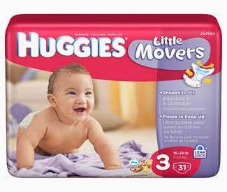 CVS: Huggies as low as $2.49..