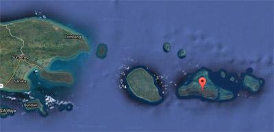 pulau raas