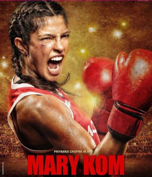 the India of today: Mary Kom worth watching