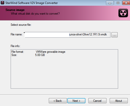 JUNOS OLIVE 12 1R1 9 VMware/Qemu for GNS3 | BLOG OUT LOUD!