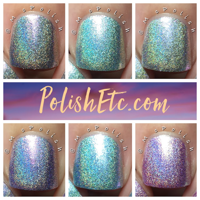 Glitter Daze - Moon Baby Collection - McPolish