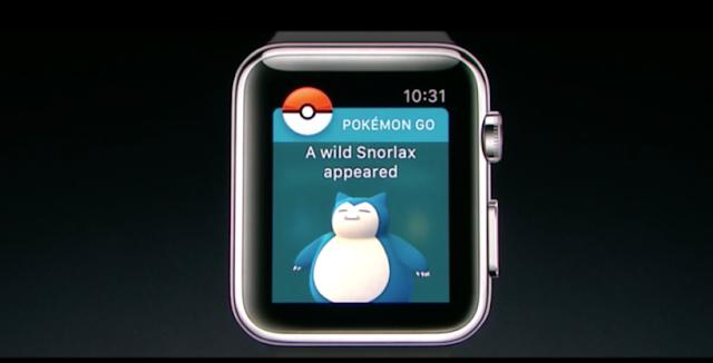 Apple Watch 2 ganha versão para Pokémon Go