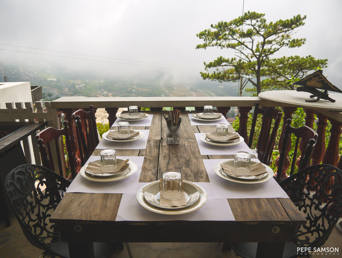 where to eat in baguio