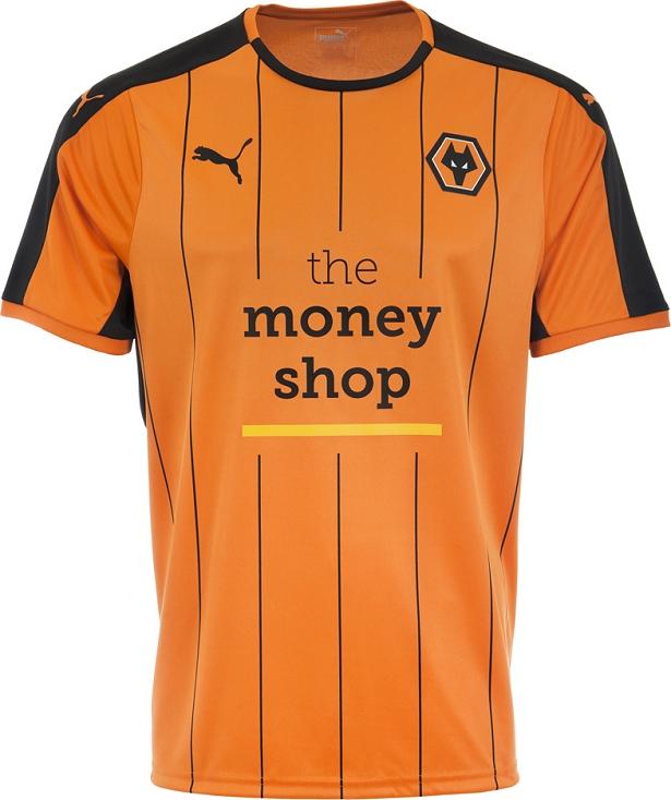 903e10945b Puma lança nova camisa titular do Wolverhampton Wanderers - Show de ...
