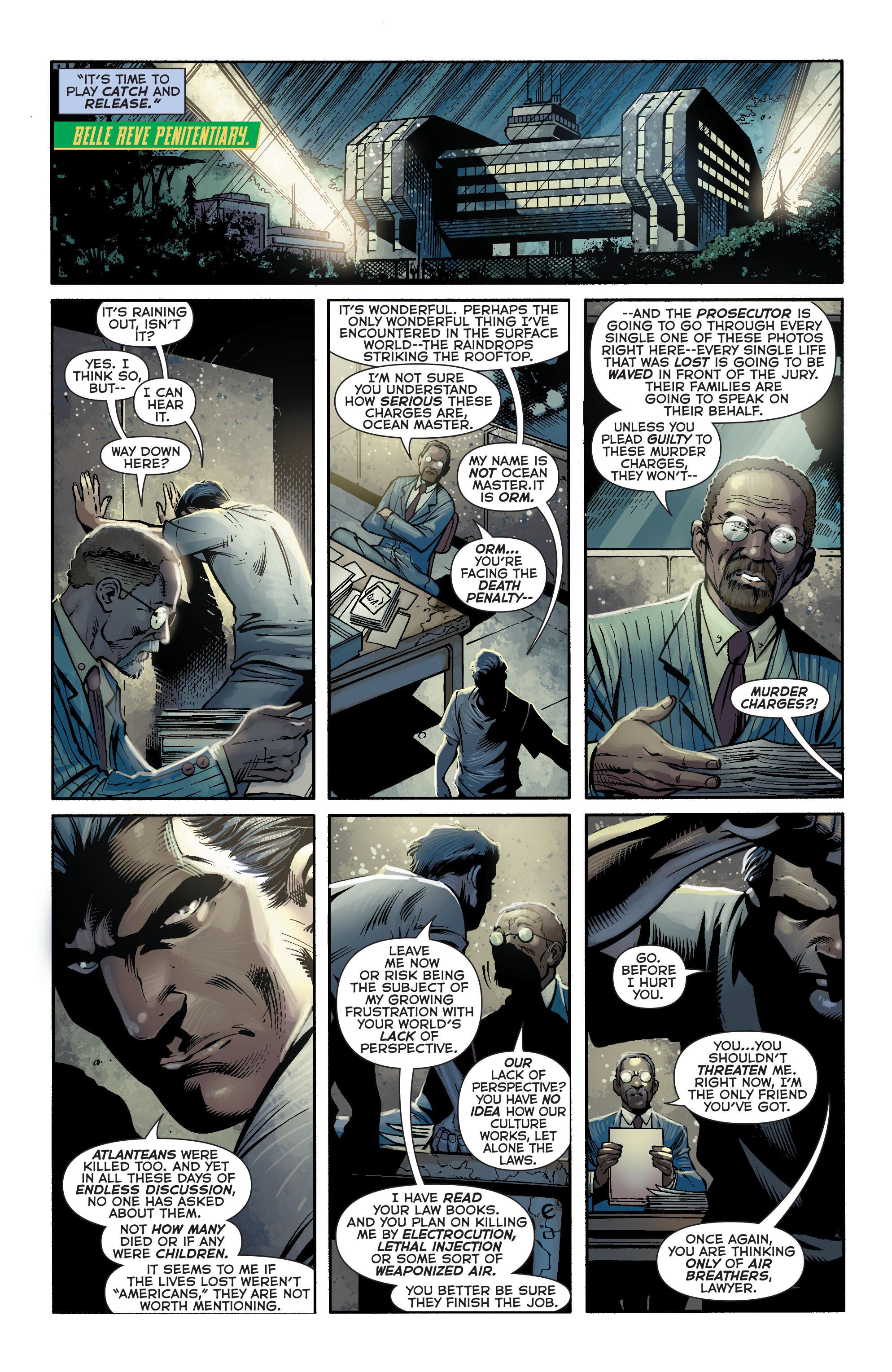 Read online Aquaman (2011) comic -  Issue #19 - 7