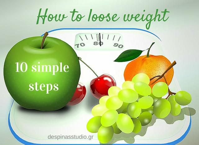 10 βήματα για να χάσεις κιλά χωρίς να στερηθείς τίποτα