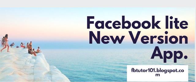 New Version Facebook Lite Download