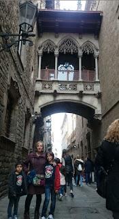 Puente del Obispo o Pont del Bisbe.