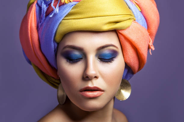 SOME ETHNIC TOUCH UP WILL GIVE YOU A CLASSY LOOK