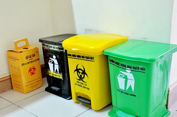 Các phương pháp xử lý chất thải rắn y tế