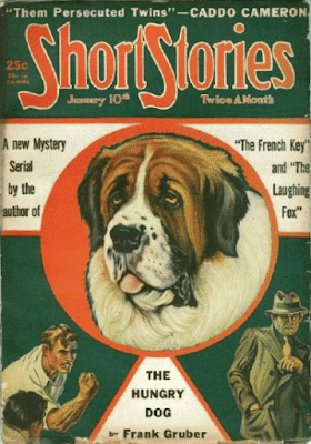 Short Stories January 10th, 1941 cover by A.R. Tilburne