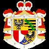 Logo Gambar Lambang Simbol Negara Liechtenstein PNG JPG ukuran 100 px