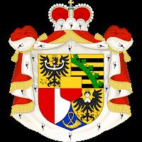 Logo Gambar Lambang Simbol Negara Liechtenstein PNG JPG ukuran 200 px