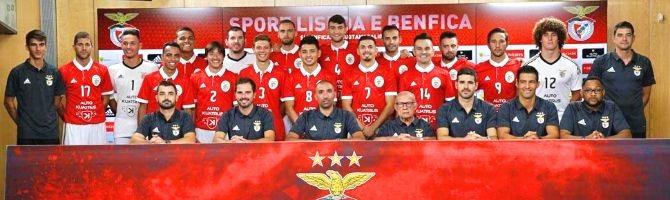 Benfica Futsal Masculino