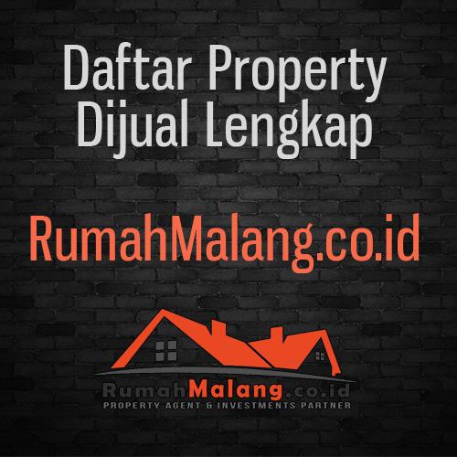 property dijual malang