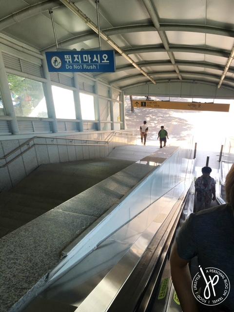 Bujeon station (Korail) Busan