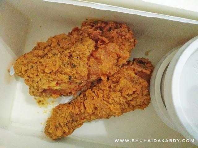 KFC Golden Egg Crunch Menu Baru Dari KFC