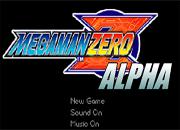 Megaman Zero Alpha