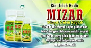 Minyak zaitun ruqyah kapsul mizar obat sakit medis non medis alami herbal