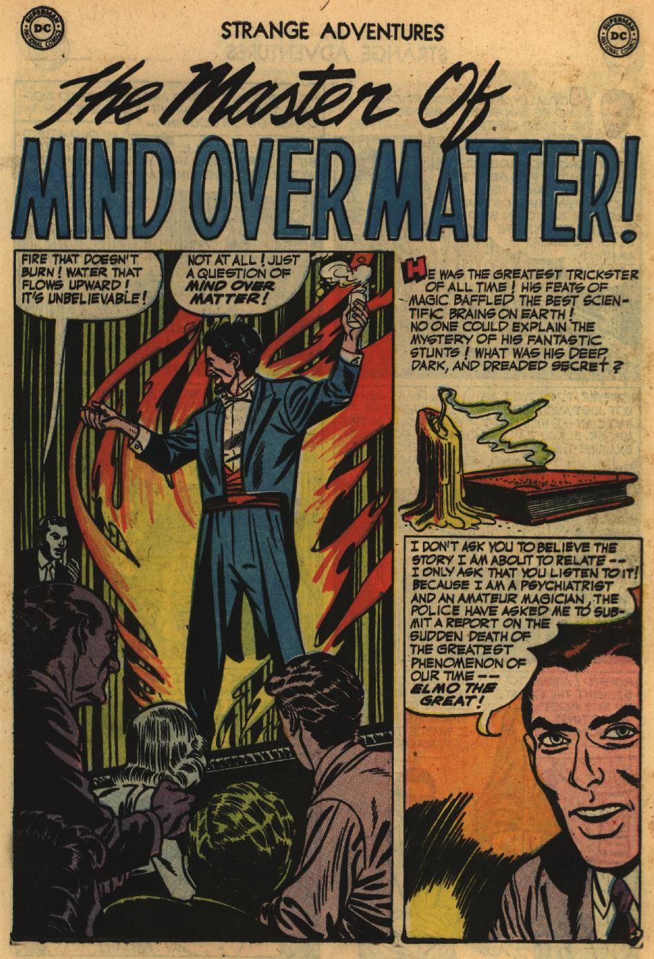 Strange Adventures (1950) issue 26 - Page 21