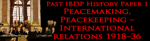 peacemaking peacekeeping international relations