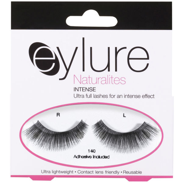 656ebdcb301 These are my FAVOURITE of all time lashes. 'Eyelure Naturalites Intense' in  number 140. Now I don't just buy Eyelure lashes, because I've found you can  buy ...