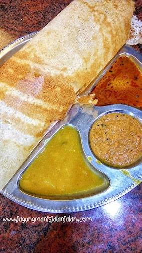 Wisata Kuliner di Kuala Lumpur, nasi kandar