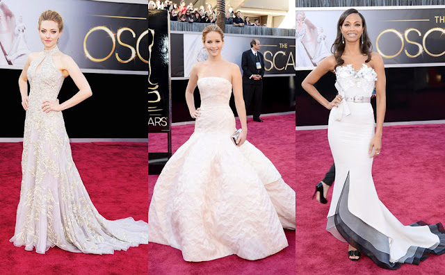 Celebrity Style at The Oscars