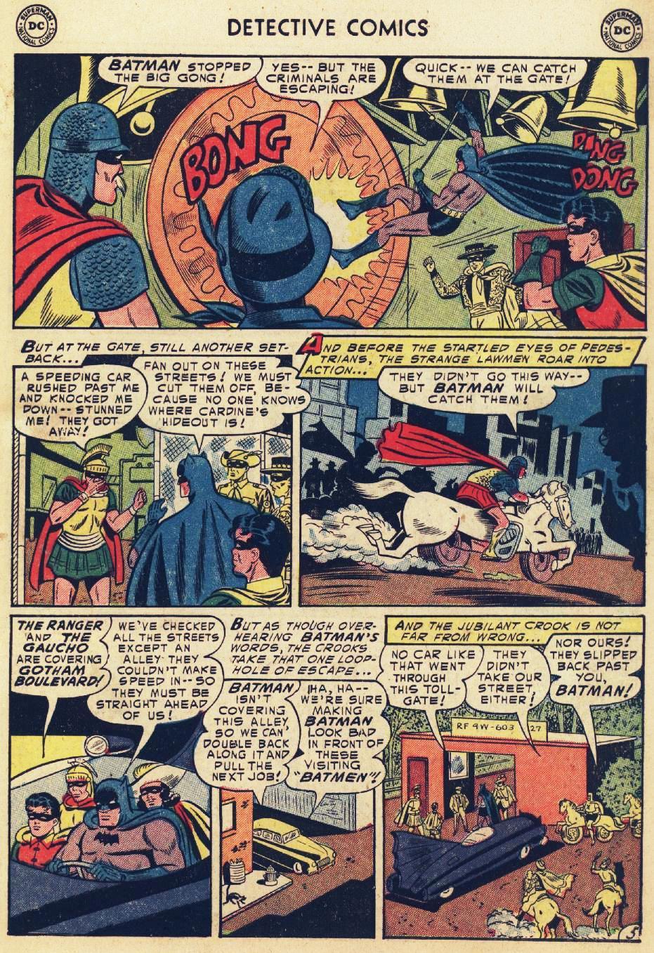 Read online Detective Comics (1937) comic -  Issue #215 - 7