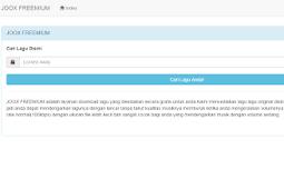 Script Joox Downloader MP3 Github