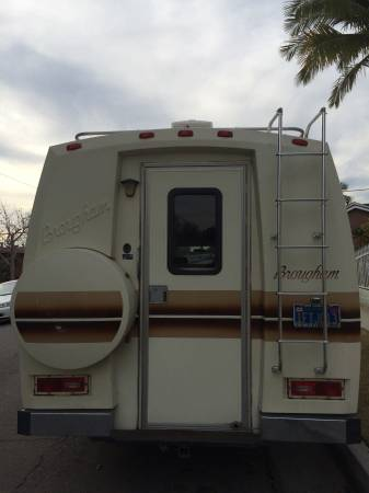 Used RVs 1982 GMC Brougham Class B RV For Sale For Sale by