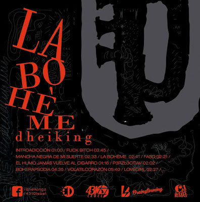 Le Bohéme - Dheiking 2016