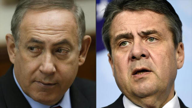 Alemania no quiere convertirse en un 'juguete' político de Israel
