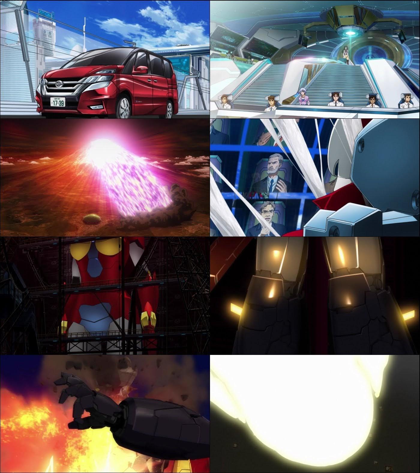 Mazinger Z Infinity 1080p