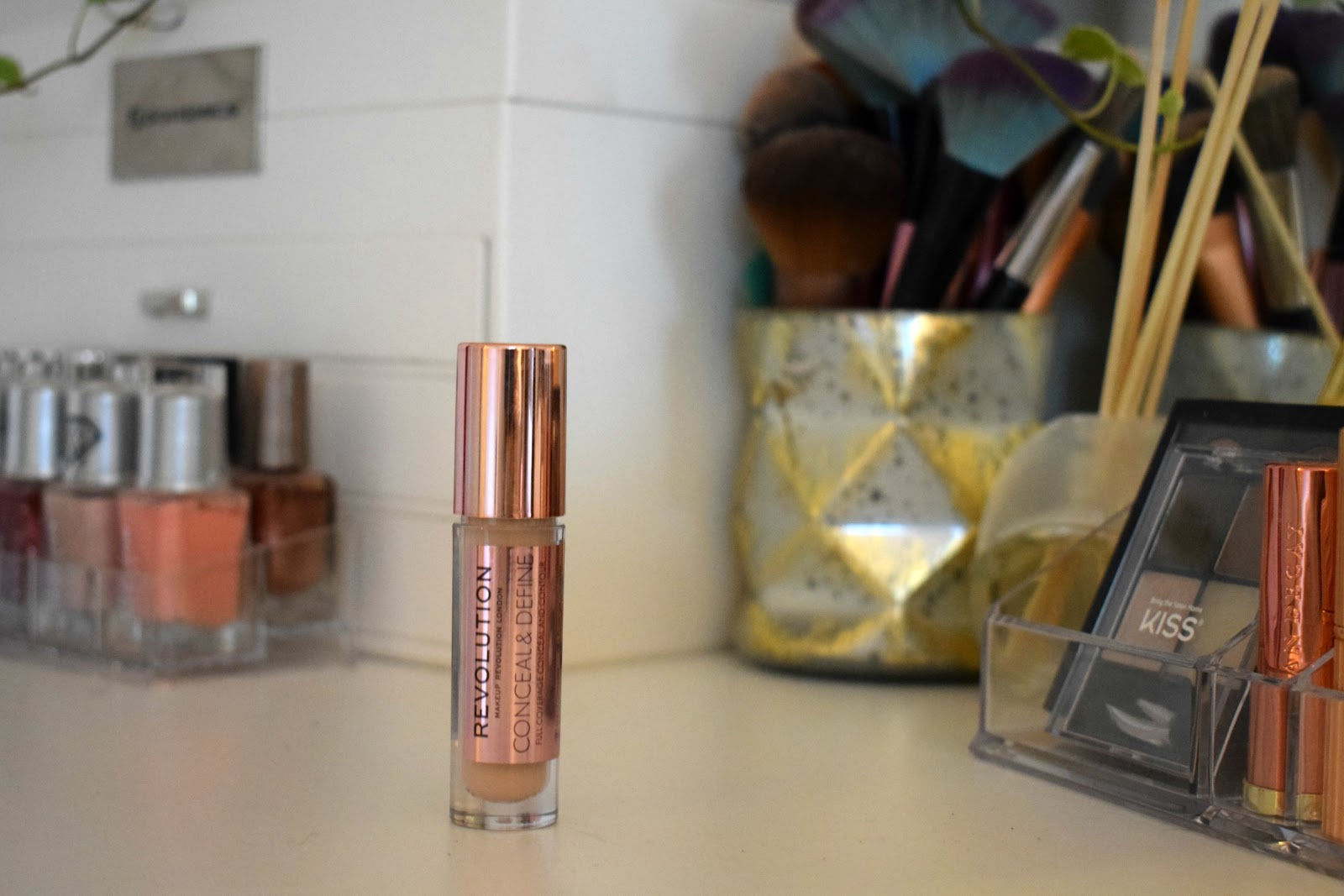 Makeup Revolution Conceal & Define review