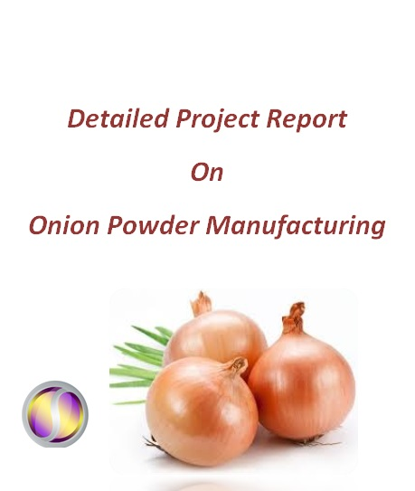 Project Report On Onion Powder Manufacturing  Space Consultancy