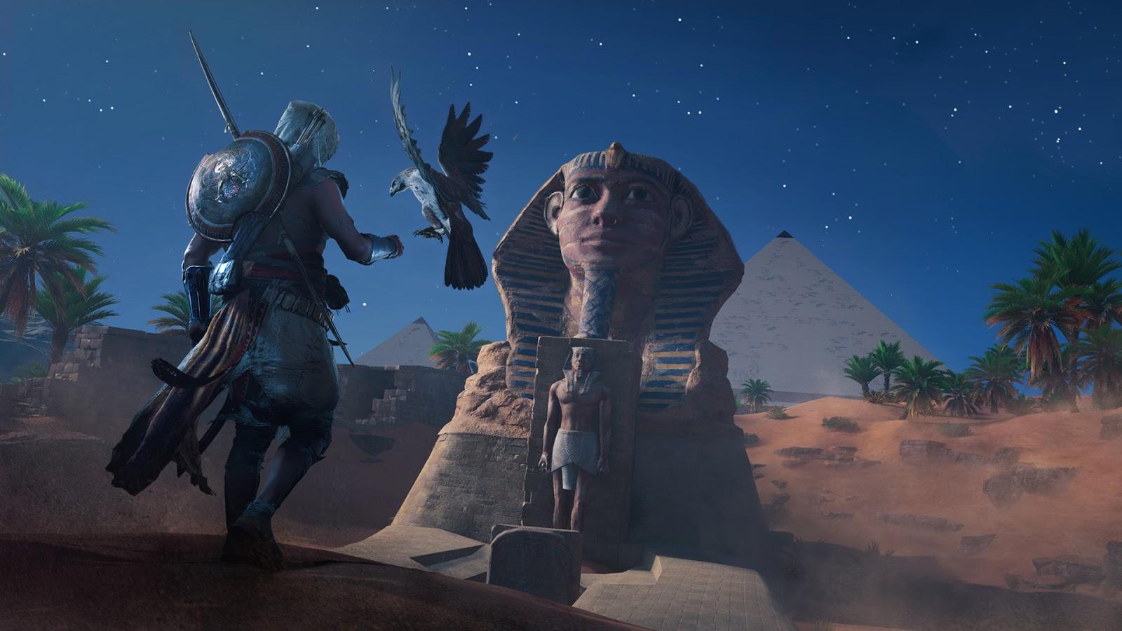 Assassin's Creed Origins The Curse Of The Pharaohs PC ESPAÑOL + Crackfix (CODEX) + REPACK 11 DVD5 (JPW) 8