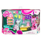 MLP Sweets Boutique Pinkie Pie Brushable Pony
