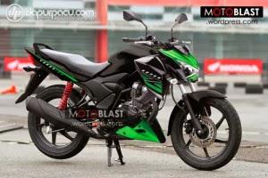 Foto Modifikasi Motor Honda Verza