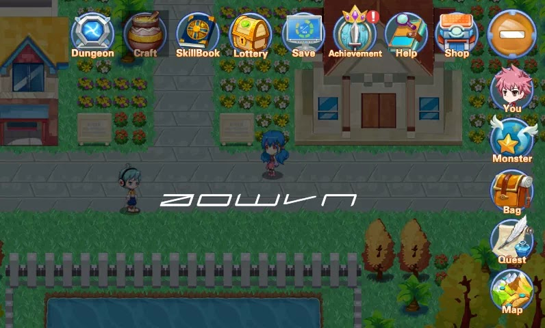 AowVN Monster%2B%25284%2529 - [ Offline | Android ] Monster Fantasy | Full Apk Data - Game tựa Pokemon cực thú vị