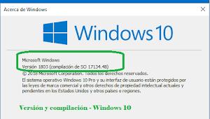 Cómo saber qué VERSIÓN de Windows 10 tengo (32 o 64 bits)