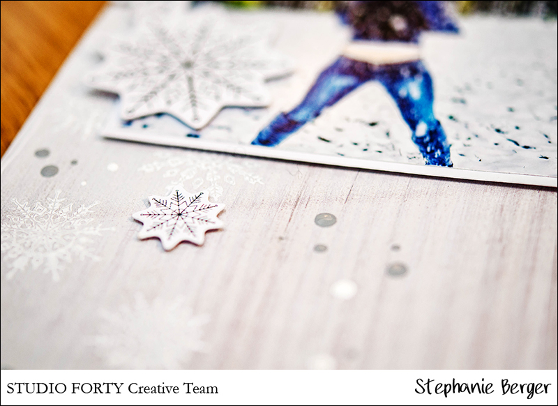Stephanie Berger - Scrapbooking - Studio Forty