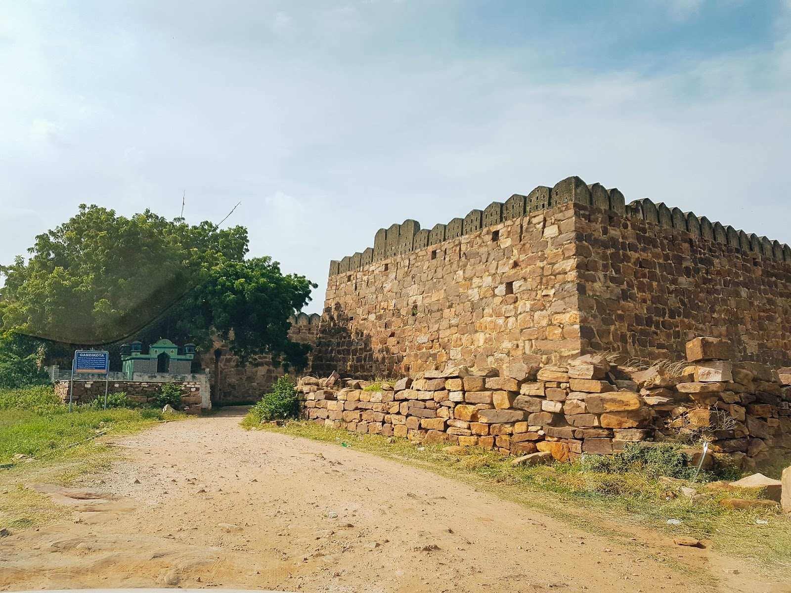 gandikota fort kadappa