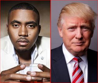 Donald Trump, Racist, Nas, Open Letter, News, Foreign, Rapper,